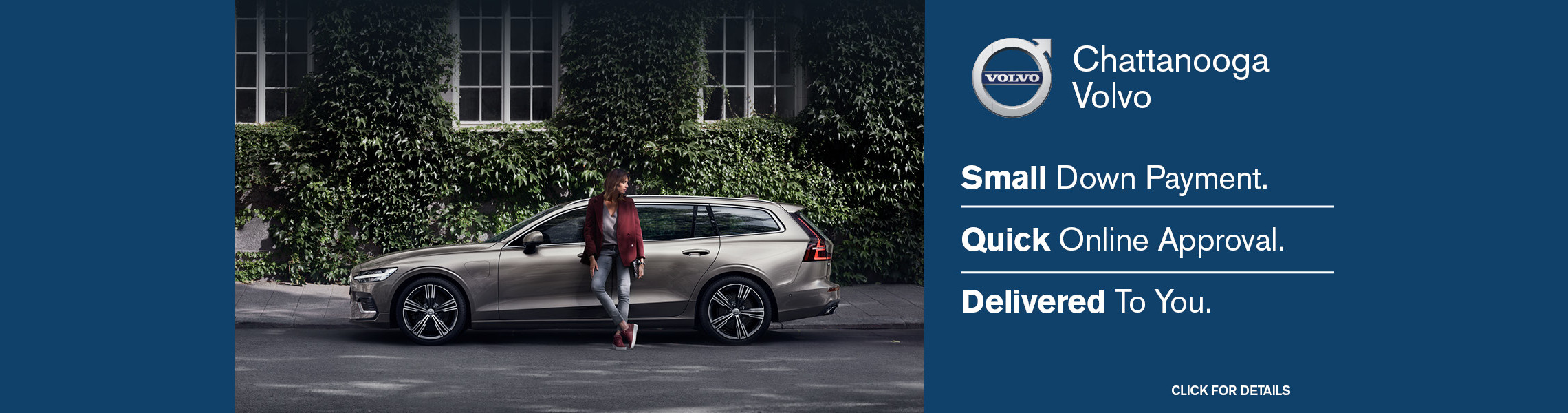 Volvo Cars of Chattanooga Delivery