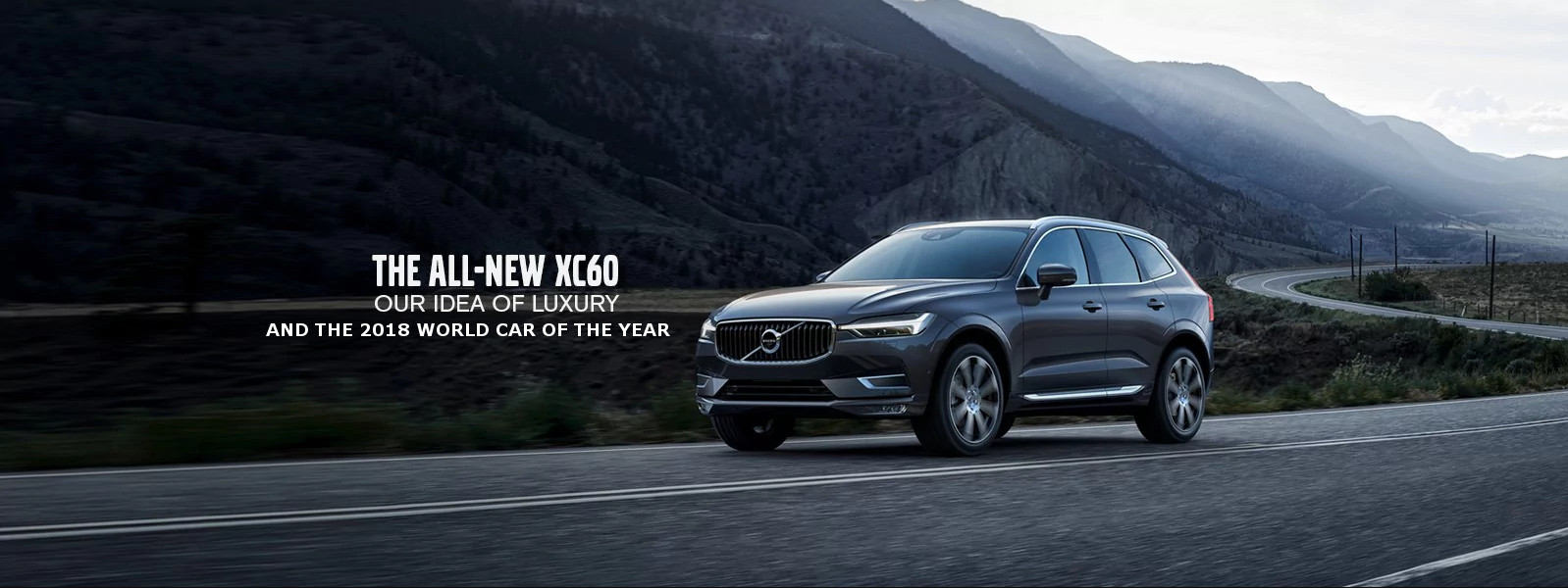 2018 World Car of the Year -- Volvo XC60